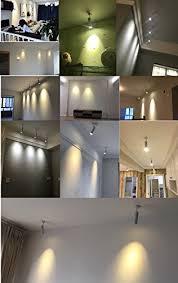 Spot Lights Ceiling Poersi Led Spotlight Indoor Led Daylight L Cob Spot Lighting
