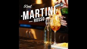 martini rosato bbfb cocktails martini rosso royale youtube