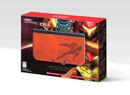 european samus edition new 3ds xl packaging nintendo everything