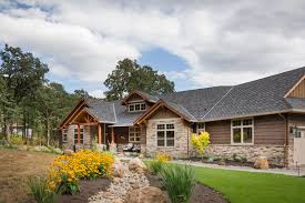 craftsman one story house plans whitworth 9215 3 bedrooms and 3 5 baths the house designers