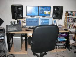 Audio Studio Desk by Studio Rta Producer Desk Decorative Desk Decoration