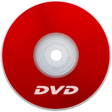 dvd red icon extreme media icons softicons com