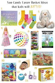 easter gift ideas for kids non candy easter basket ideas your kids will centsable momma