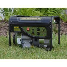 sportsman gasoline 2000w portable generator walmart com
