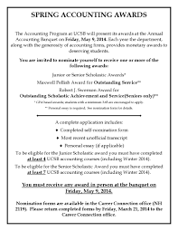 accounting scholarships u2013 application due this friday u2013 career