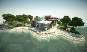 World Of Keralis Map by Modern Neighborhood On World Of Keralis Minecraft Project
