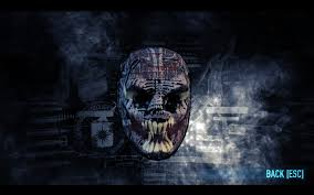 payday 2 halloween masks steam community guide how to make a real creep mask