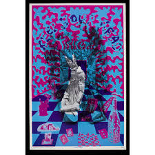 rabbit poster white rabbit east totem west v a search the collections