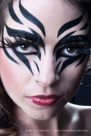 100 creative halloween makeup ideas best 25 animal makeup