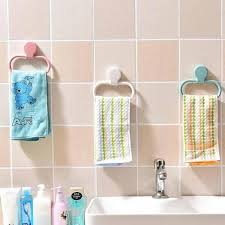 aliexpress com buy 1pc towel rack hanging holder organizer