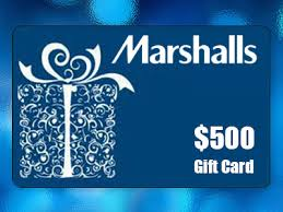 marshall gift card www marshallsfeedback take marshalls customer satisfaction