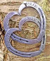 heart shaped horseshoes heart shaped horseshoes aslockton forge