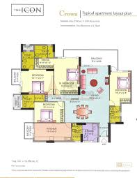 beautiful icon floor plan part 8 dlf icon floor plans are