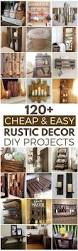 120 cheap and easy rustic diy home decor ideas home decor that i