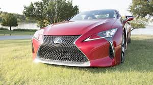 lexus lc500 executive lane why the lexus lc 500 could lure customers video