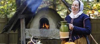 what is thanksgiving history plimoth plantation