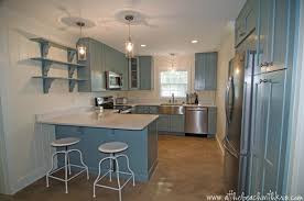 Painted Oak Cabinets Painting Wood Cabinets