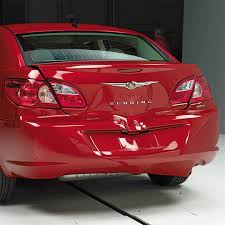 honda accord bumper replacement cost tests most bumpers are bad