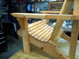 Homemade Adirondack Chair Plans Adirondack Chair Completed By Russellap Lumberjocks Com