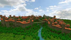 Minecraft Project Ideas Dale City Of Men Minecraft Project