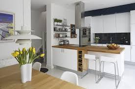 küche massivholz holz arbeitsplatten machen die moderne küche gemütlich