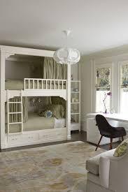 Built In Bunk Beds Kids Rustic With Bunk Beds Built Ins - Kids built in bunk beds