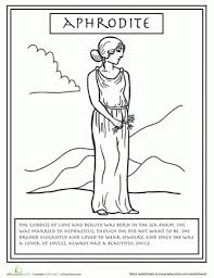 download greek gods and goddesses coloring pages ziho coloring