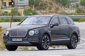 baby blue bentley 2018 bentley bentayga plug in hybrid spied auto express