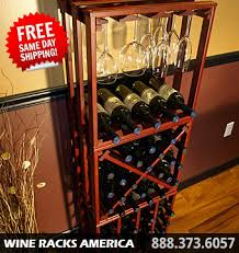 lattice stacking cube 16 bottle cubicle living series wine rack