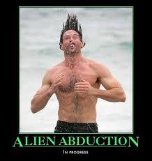 Alien Meme - alien abduction