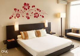 paint designs on wall shocking painting for bedroom gorgeous ideas