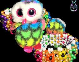 owl beanie etsy