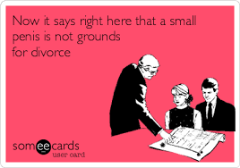 Tiny Dick Memes - someecards user spent the day complaining about husbands small