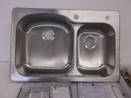 Slow Draining Kitchen Sink by Slow Draining Sink Instasink Us