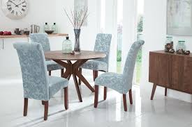 kingston dining room table buy serene waltham walnut dining set 120cm round fixed top with 4