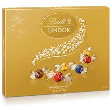 assorted gift boxes lindor gift box assorted 235g lindor lindt australia