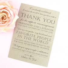 Wedding Invitations And Reception Cards Wedding Reception Thank You Card 10 Thank You Cards