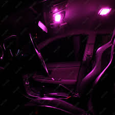 nissan altima 2013 headlight bulb size pink interior led package kit for 2013 u0026 up altima sedan 7pcs ebay
