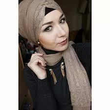 tutorial hijab nabiilabee nabiilabee hijab tutorial pinterest