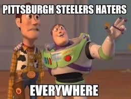 Funny Steelers Memes - meme maker pittsburgh steelers haters everywhere