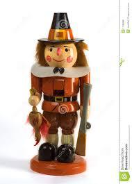 thanksgiving pilgrim nutcracker stock photo image 11185990