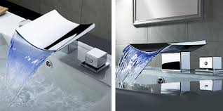 Cool Modern Bathrooms Waterfall Faucets For Bathroom Sinks Cool And Modern Bathroom Sink