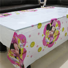 Minnie Mouse Table Covers Shop Minnie Mouse Favors On Wanelo