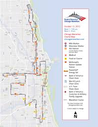 Nyc Marathon Route Map by Chicago Marathon Things To Know U2014 Always Running Forward