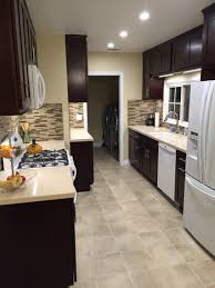 White Appliance Kitchen Ideas Espresso Kitchen Cabinets With White Appliances Cooking Tips