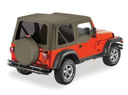 all things jeep soft tops for jeep wrangler tj models 1997 2006