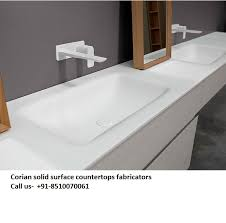 Corian Material Suppliers Corian Bathroom Vanity Manufacturers Delhi Gurgaon Noida Faridabad