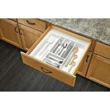 best kitchen cabinet drawer organizer adjustable flatware kitchen utensils drawer organizer