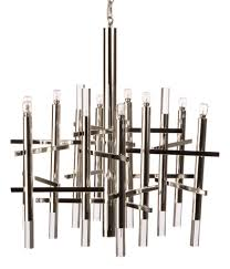perfect for the dining room designer lighting polished