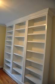 How To Build Your Own Bookshelf Bookcase Build Corner Bookcase Design Ideas Build Your Own